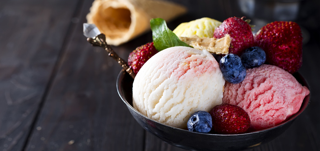 Ice cream & sorbets: Our favourite summer flavours