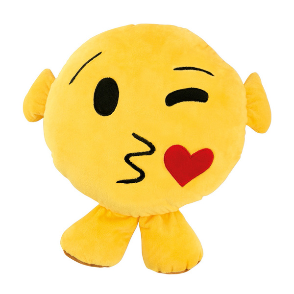 Pillow Emoji Tongue 44x9x36 cm