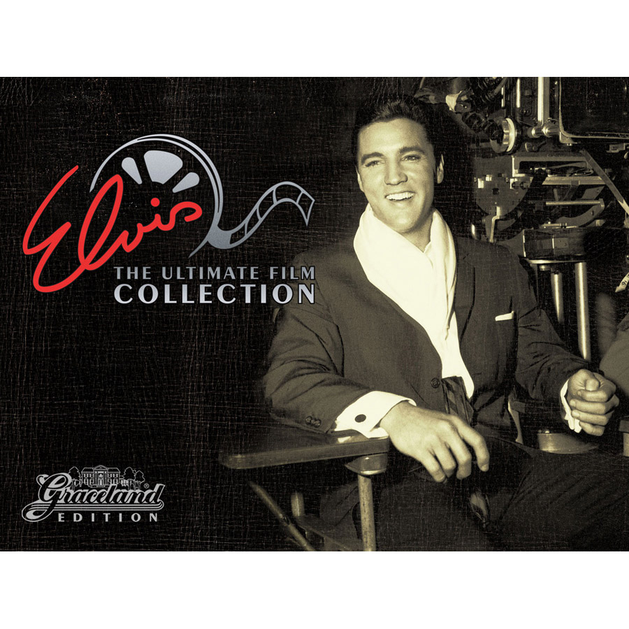 Elvis Presley Ultimate Film Collection DVD (9+2 τεμ)