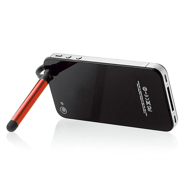Smartphone pointer holder red